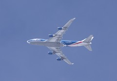 CargoLogicAir Boeing 747-400 (Deanster1983 who's mostly off) Tags: photo freighter civil airline logic 747400 cargologicair clu839 gclaa jet cargo 747 air aircraft airplane freight aviation boeing jumbo p3839