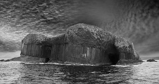 Staffa Island.