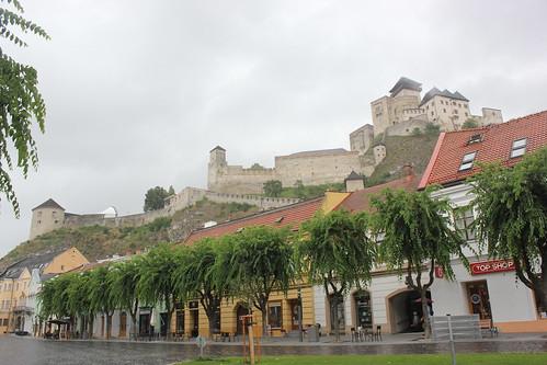 Zamek trenczyński