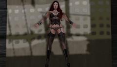 Day Dreaming (G. Inc.) Tags: sl 3d metaverse secondlife virtualworld render rendering cgi femaleavatar