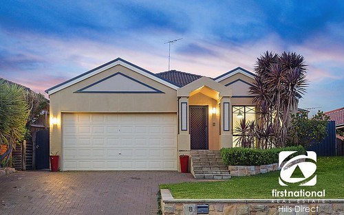 8 Wollemi Close, Kellyville Ridge NSW