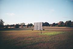 Sports field (Holly Till) Tags: lomo lomography field cricket lca film 35mm