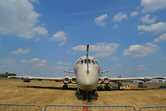 Coventry Nimrod (Gerry Rudman) Tags: british aerospace nimrod mr2 coventry baginton midlands xv232