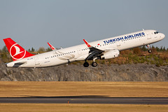 TC-JTE Airbus A321-231(WL) Turkish Airlines (Andreas Eriksson - VstPic) Tags: tcjte airbus a321231wl turkish airlines