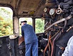 Great Central Railway Quorn Leicestershire 15th August 2018 (loose_grip_99) Tags: greatcentral railway railroad train steam engine locomotive leicestershire quorn eastmidlands england uk lms stanier 8f 280 48624 48476 preservation transportation gassteam uksteam trains railways august 2018