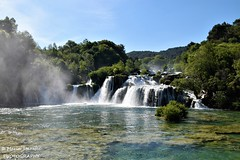 Skradinski Buk, Croatia - National park Krka (Marin Stanišić Photography) Tags: nationalpark croatia skradinskibuk waterfalls water