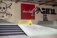 Hayden Estrada 2018 (theteamco) Tags: skate skatelife skateboarding skateboard nike nikesb adidas adidasskateboarding thrasher girl thrashermagazine chocolate crailtap warehouse skatepark indoor private losangeles torrance california