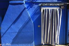 Blue Facade (Luca Bobbiesi) Tags: urban burano venice veneto blue colors canoneos7d canonef24105mmf4lisusm