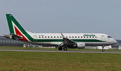 Embraer Emb 170 ~ EI-RDG  Alitalia (Aero.passion DBC-1) Tags: spotting cdg roissy aeropassion avion aircraft aviation plane dbc1 david biscove airlines airliner embraer emb 170 ~ eirdg alitalia
