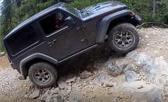 RockStep2 (Aubrey Sun) Tags: off road jeep wrangler rubicon jl 2018 cle elum roslyn wa washington mountain 4wd trail teanaway fortune creek van epps pass loop gallagher head lake