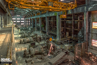 Decayed Power Plant