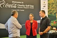 Coca-Cola Charity Golf Day (United States Embassy Kuala Lumpur) Tags: cocacola charity golf day usembassy kualalumpur kamala us