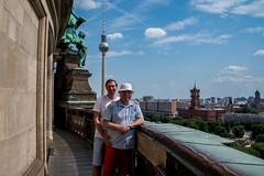 Enjoying city trip (tomaszbaranowski007) Tags: us germany dom berliner berlin view portrait travel love