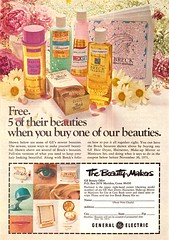 Vintage BRECK GE Magazine Ad - 1971 (hmdavid) Tags: vintage 1970s magazine ad advertisement mccalls breck shampoo ge generalelectric beauty products