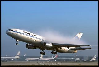 N64NA PanAM Pan American World Airways