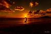 _MCR0174 (andrewradiotis) Tags: sunset sea sky beach ocean water landscape seascape sand silhouette handstand dancer beautiful earth