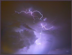 August Night (Explore) (lloydboy52) Tags: augustnight monsoonstorm monsoon storm august night lightning desert clouds sky arizona