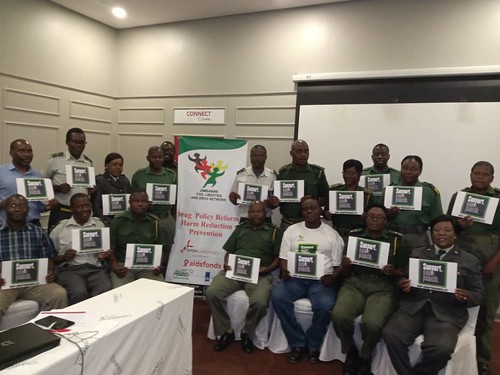 Zimbabwe-Workshop and the law and HIV prevention