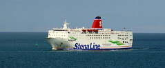 18 08 10 Stena Europe arriving Rosslare (4) (pghcork) Tags: stenaline ferry ferries carferry stenaeurope ireland wexford rosslare ships shipping
