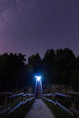 Path (novak.mato91) Tags: slovenia slovenija geoslo ifeelslovenia smartinsko jezero lake astro astrophotography path nikon d7200 tokina stars celje longexposure nightphotography