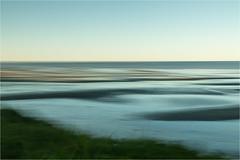 tide-land........Sylt (Brigitte Lorenz) Tags: tide northsea sylt abstract nature summer icm seascape minimalism