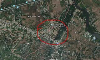 Bán đất 680 triệu Xã An Phú Tây 5 x 20