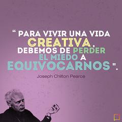 Joseph Chilton Pearce (pryflores) Tags: artistas frases