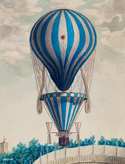 Elevazione Aereobatica Eseguita da Francescon Orlandi in Bologna nei Pub. i Giardini, li 6 Novembre (1828) watercolor illustration by an unknown artist. Original from Library of Congress. Digitally enhanced by rawpixel. (Free Public Domain Illustrations by rawpixel) Tags: achievement aircraft antique art bag ballonist balloon basket blue color colorful designs drawings floating francesco graphite hotairballoon illustrated illustration ink innovation innovative invention italy name net old orlandi parachute passenger propeller science scientific sketch sky tree underdrawing vintage watercolor white