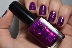 Esmaltação das corujas: Roxo! (Raíssa S. (:) Tags: glitter esmalte unhas nails nailpolish naillacquer purple whatcha roxo risqué corujas nikon nailpainting