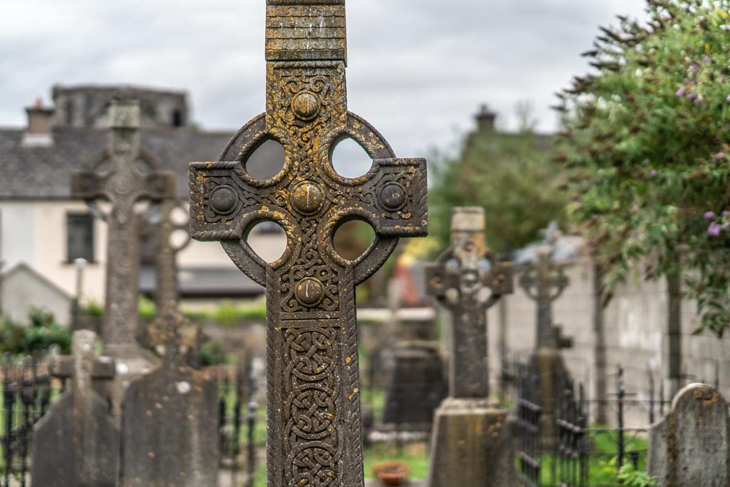 OLD CHURCHYARD KNOWN AS ST. JOHN'S [DUBLIN ROAD KILKENNY]-142903