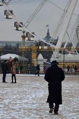 (Ivan Viana) Tags: paris nieve snow day día francia france