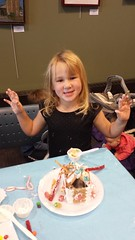 20161210_132720 (ypsidistrictlibrary) Tags: gingerbreadhouses gingerbread candy kids annual xmas christmas ydlwhittaker