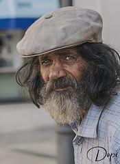 Mirada robada (dopior) Tags: 2007 hombre marginal sociales retrato