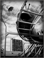 Bell, Block, Bug................. (Jason 87030) Tags: bell flower block flats arlingtonhouse tracks roller coaster bug insect bee black white noir blanc bbw bw bandw blackandwhite frame border fun amusement excitement exciting park theme dreamland thanet margate inspired inspiration eyes mouth wheels attraction tickets composition angle sky clouds weather uk capturemomentpopularphotophotospicpicsenvywear picturepicturessnapshotartbeautifulgood picofthedayphotoofthedaycolorallshots exposurecompositionfocuscapturemoment socialenvypicofthedayawesomegreat pleaseforgiveme loveinstagoodmecutemoodbeautifuldailyfollow bestofthedayhappyjjskyfashionfollowmefunsun smileinstagramersprettyfoodfriendslikelolnaturehairswag funnyboredlifecoolversagramhot photoinstahubmythrowbackthursdaycat yummyamazingphotographyphotophotosmilfpic picsartedibujomyartfocuscaptureclassicalclean perfectshinyamazingbestcolorfulillustration