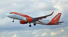 Easyjet Europe OE-IVD - Airbus A320 (G-RJXI) Tags: easyjet europe oeivd airbus a320 gezpl bristol airport