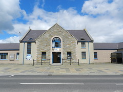 Orkney Ferry Services Office, Kirkwall, Orkney Islands, June 2018 (allanmaciver) Tags: orkney ferry services office kirkwall building harbour smart islands outer northern weather clouds visit guide allanmaciver