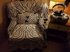 Binaural beats chair. (Oxford77) Tags: binauralbeats chair beats meditation shaman shamanic heathen