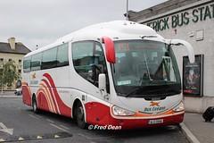 Bus Eireann SP39 (06D20996). (Fred Dean Jnr) Tags: august2018 buseireann limerick scania irizar pb sp39 06d20996 limerickbusstation