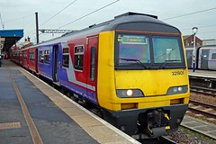 DONCASTER 120215 321901 (SIMON A W BEESTON) Tags: doncaster ecml eastcoastmainline northern 321901 2b22