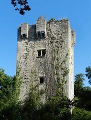 La tour de Bessan (Daniel Biays) Tags: latourdebessan tower soussans gironde 33