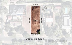 Lot 42, 10 Craighill Road, St Georges SA
