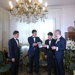 La loi du bleu-marine • François, Alexandre, Edgar et Nicolas thumbnail