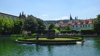 Waldstein Garten in Prag / Waldstein Garden in Prague