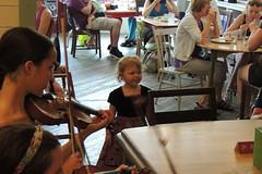 Matilda Goldie & Dancer and background