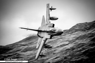 ZA461 - Panavia Tornado GR4 - RAF Marham Wing