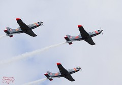 PZL 130 Orlik (Eaglet) (Jurek.P) Tags: plane orlik pzl130orlik eaglet inflight parade jurekp sonya77