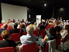 """Presentación del documental sobre el descubrimiento de Tito Bustillo • <a style=""""font-size:0.8em;"""" href=""""http://www.flickr.com/photos/85451274@N03/29161530377/"""" target=""""_blank"""">View on Flickr</a>"""