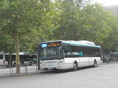 Iveco Urbanway 12 GNC n° 325 (Busreims51) Tags: stan nancy citaro c2 crealis néo citélis gnc irisbus