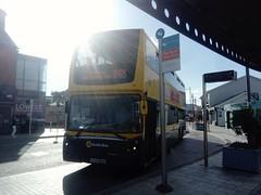Dublin Bus VT33 on route 84X (Public Transport Photos) Tags: dublin bus dublinbus route84x greystones volvoenviro500 vt33 vtclass dublinbusthreeaxles threeaxlebus doubledeckerbus
