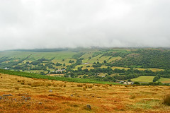 Glyntawe under cloud (cmw_1965) Tags: upper swansea valley tawe ystradgynlais abercave abercraf penwyllt danyrogof caves glyntawe brecon beacons national park carmarthen fan cloud cloudy wales welsh mountain rural remote countryside landscape